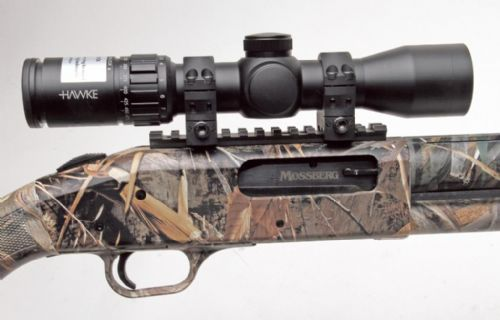 Hawke XB30 Compact 2-8x36 Shotgun Crossbow Scope Etched Illuminated XB30 SR Reticle